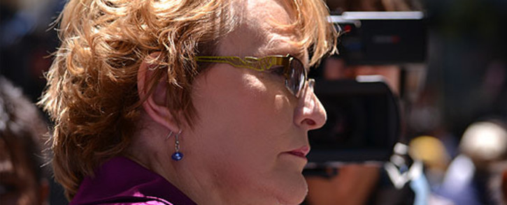 Helen Zille. Picture: Supplied