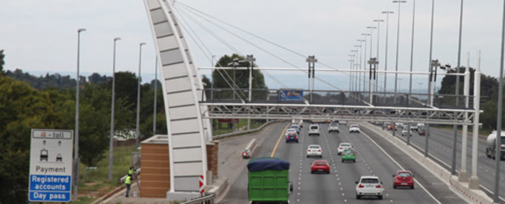 E-tolls went live on 3 December at midnight without any system faults being reported. Picture: EWN