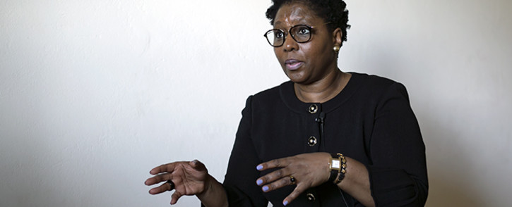 Public Service and Administration Minister Ayanda Dlodlo. Picture: Sethembiso Zulu/EWN