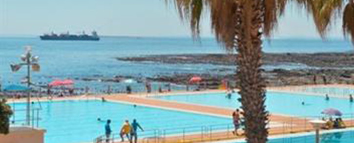 The Sea Point public pool. Picture: City of Cape Town