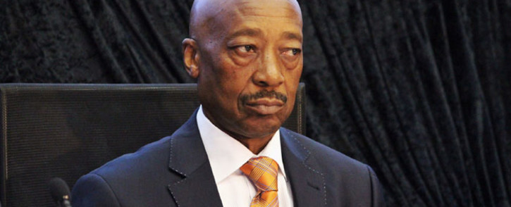 FILE: Suspended Sars Commissioner Tom Moyane. Picture: Christa Eybers/EWN.