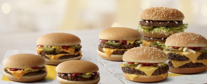 Picture: McDonalds/Twitter