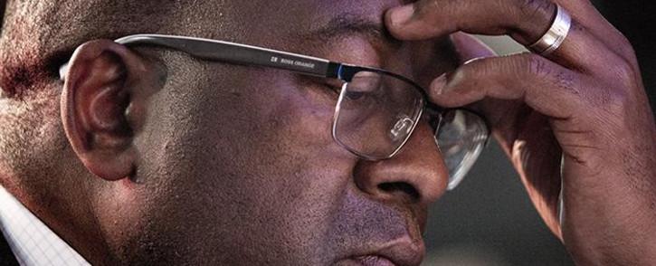 Former Minister of Finance Nhlanhla Nene. Picture: Sethembiso Zulu/EWN