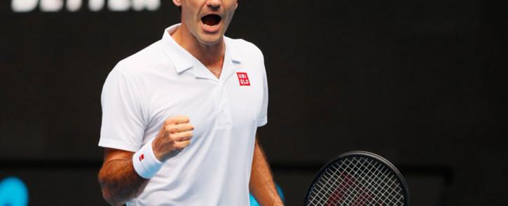 FILE: Roger Federer. Picture: @AustralianOpen/Twitter