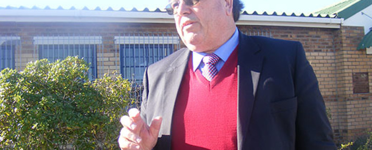 Western Cape Education MEC Donald Grant. Picture: Chanel September/EWN.