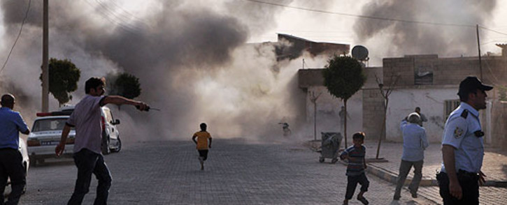 The Syrian conflict continues. Picture: AFP