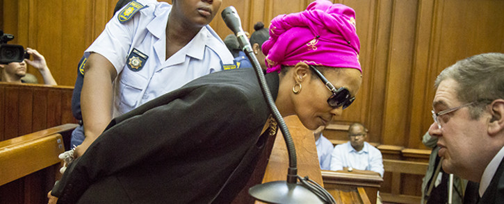 FILE: Thandi Maqubela. Picture: Thomas Holder/EWN