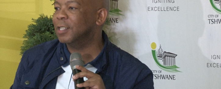 Tshwane Executive Mayor Kgosientso Ramokgopa. Picture: Supplied.