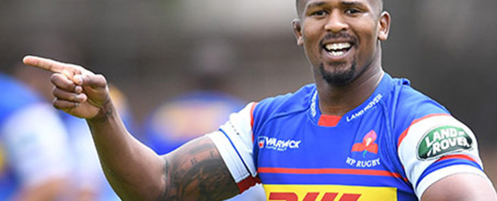 Western Province's Sikhumbuzo Notshe. Picture: wprugby.com.