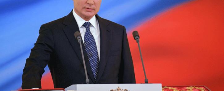 FILE: Russian President Vladimir Putin. Picture: AFP
