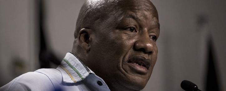 FILE: Jackson Mthembu. Picture: AFP