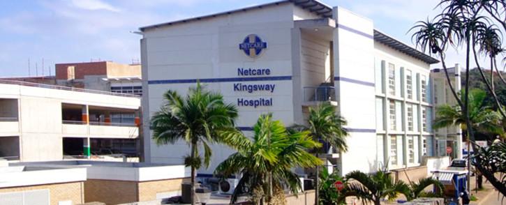 Netcare's Kingsway Hospital in Amanzimtoti in KwaZulu-Natal. Picture: www.netcarehospitals.co.za