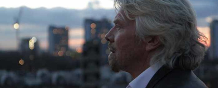 British entrepreneur Richard Branson. Picture: @RichardBranson/Facebook.com.