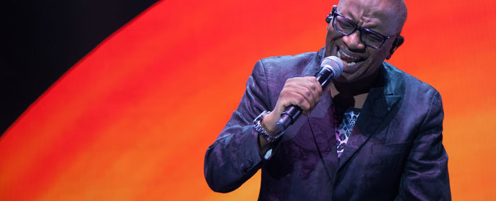 Producer and composer of Hollywood films like 'The Lion King', Lebo M. Picture: Supplied.