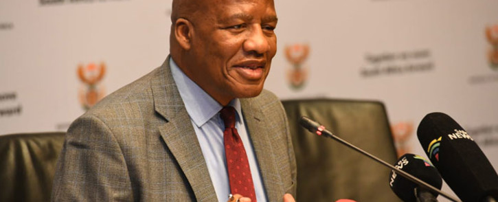 FILE: Minister in the Presidency Jackson Mthembu. Picture: GCIS