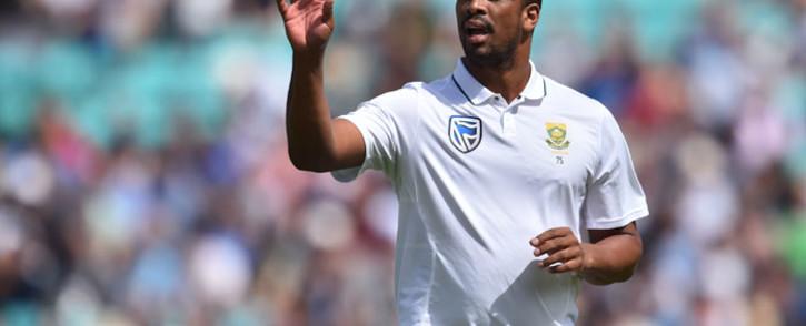 Proteas bowler Vernon Philander. Picture: AFP