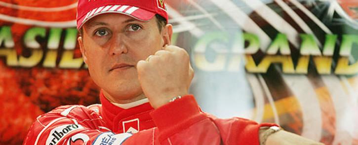 Michael Schumacher will say farewell again at Interlagos on Sunday.
