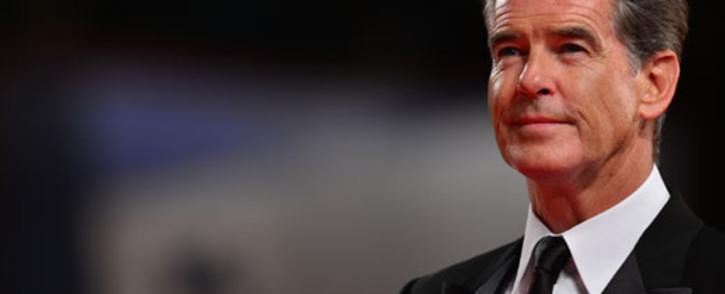 Pierce Brosnan. Picture:AFP