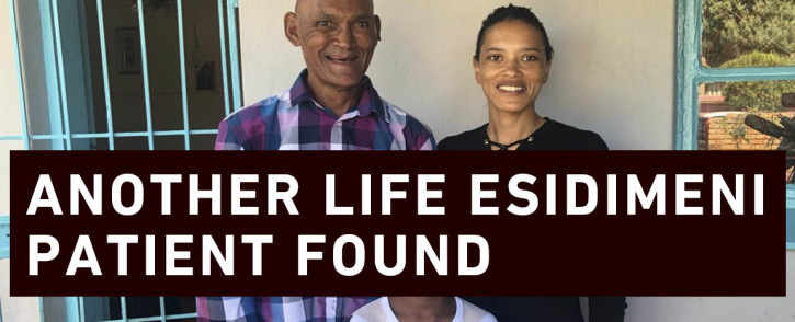Georgy van der Merwe, another patient who survived the Life Esidimeni tragedy has been located by the Gauteng Health Department. Picture: Christa Eybers/EWN.