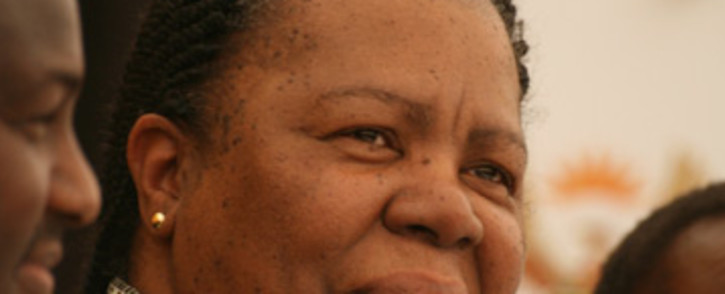 FILE: Higher Education and Training Minister Naledi Pandor. Picture: EWN.