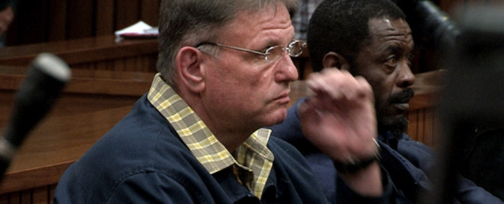 Ina Bonnette's attackers, Johan Kotze and three of his co-accused were found guilty of raping and mutilating her. Sentencing was reserved. Picture: EWN.