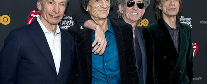 FILE: The Rolling Stones. Picture: AFP.