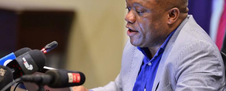 KwaZulu-Natal Premier Sihle Zikalala. Picture: @sziks/Twitter