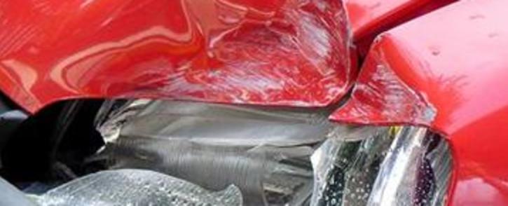 Car crash. Picture: EWN