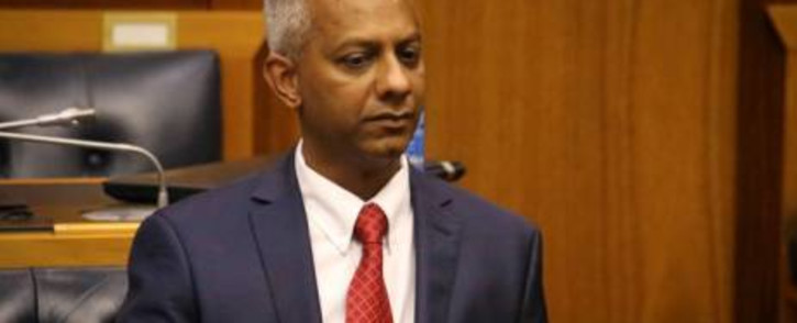 FILE: Former Eskom and Transnet CFO Anoj Singh. Picture: Picture: Cindy Archillies/EWN