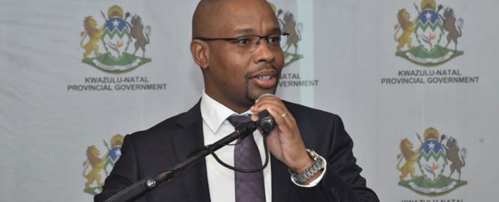KwaZulu-Natal Education MEC Kwazi Mshengu. Picture: @kzngov/Twitter