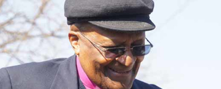 Archbishop Emeritus Desmond Tutu.  Picture: EWN.