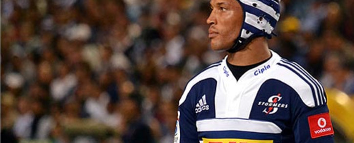 FILE: Gio Aplon during his time with the Stormers. Picture: EWN