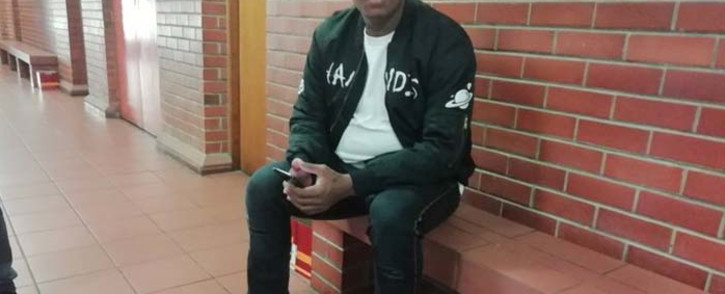 Mandla 'Mampintsha' Maphumulo at the Pinetown Magistrates Court. Picture: Nkosikhona Duma/EWN