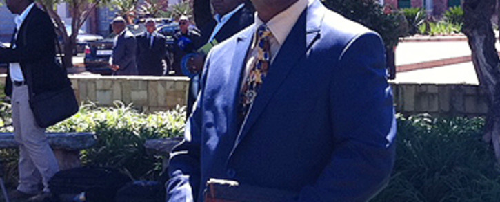 FILE: Former Crime Intelligence boss Richard Mdluli. Picture: Barry Bateman/EWN