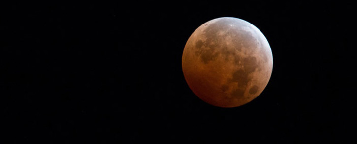 FILE: An image of the moon. Picture: Pixabay.com.