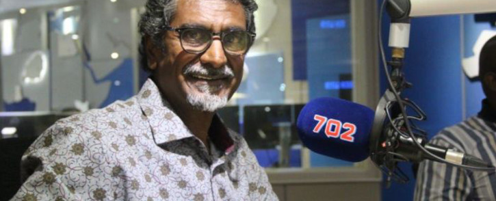 Founding general secretary of the Congress of South African Trade Unions, Jay Naidoo. Picture: Talk Radio 702