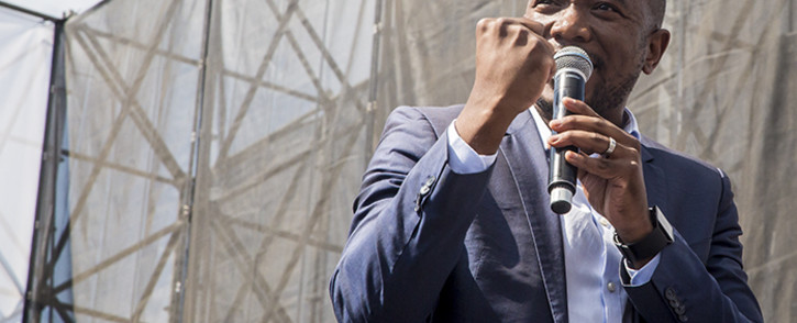 FILE: DA leader Mmusi Maimane. Picture: EWN.