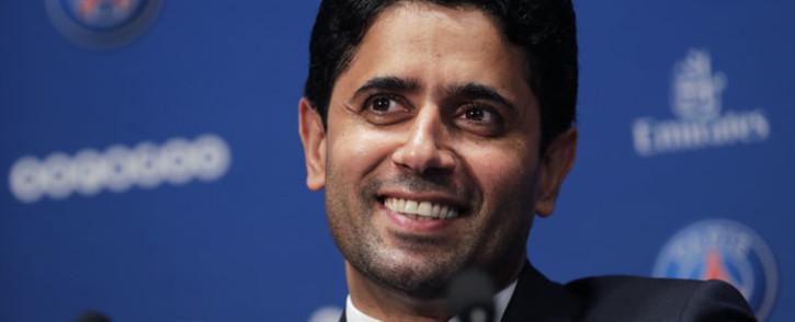 Qatar media executive Nasser Al-Khelaifi. Picture: AFP