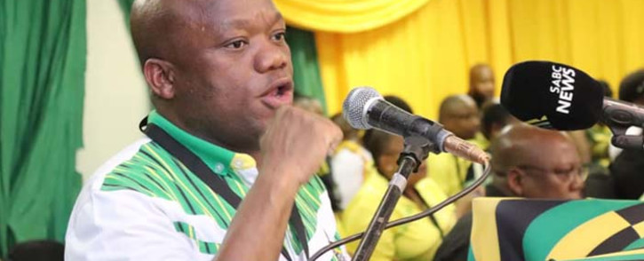 FILE: KZN ANC chairperson Sihle Zikalala. Picture: @ANCKZN/Facebook.