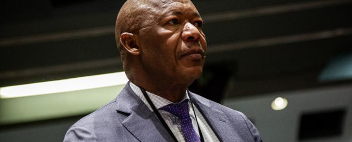 FILE: Former Public Investment Corporation (PIC) CEO Dan Matjila appearing at the commission of inquiry into the PIC on 8 July 2019. Picture: Kayleen Morgan/EWN