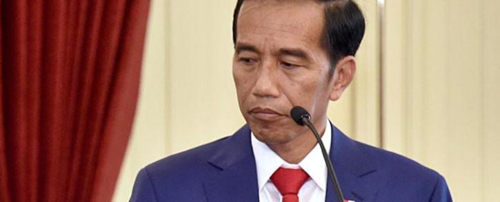 Indonesian President Joko Widodo. Picture: GCIS.