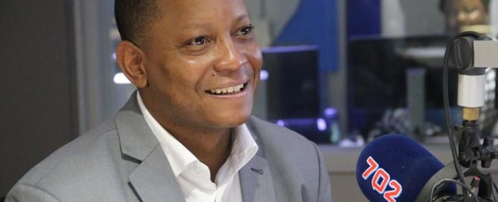 FILE: SABC COO Chris Maroleng. Picture: Radio 702