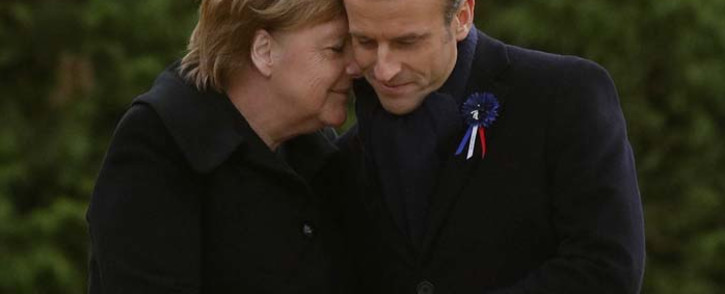 FILE: On Wednesday, the French and German governments will hold a joint ministerial meeting in the southwestern French city of Toulouse to discuss how to move forward with some of the European projects that Macron has championed. Picture: AFP.
