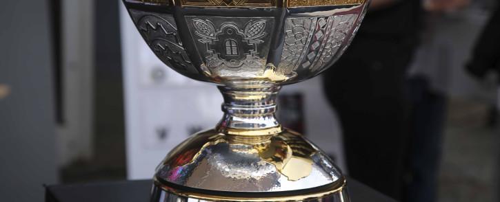The Mzansi Super League trophy. Picture: EWN