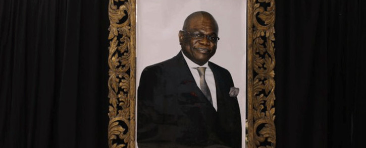 Joburg Mayor Geoff Makhubo was laid to rest on 14 July 2021 in Soweto. Picture: @CityofJoburgZA/Twitter.