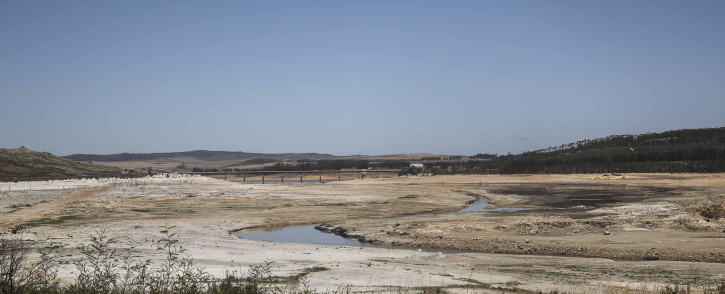 FILE: The Department of Water and Sanitation conducted a site visit at the Theewaterskloof dam on 22 February 2018. Picture: Cindy Archillies/EWN
