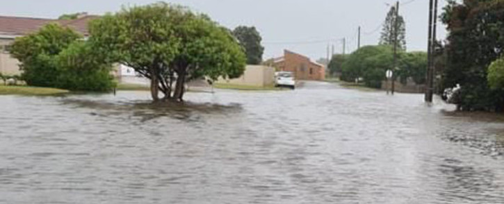FILE: The town of Struisbaai was one of the areas affected by the flooding. Picture: Supplied