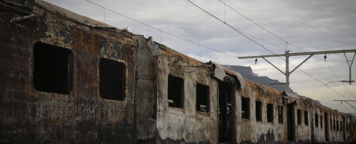 FILE: Untu said even with increased security in the Western Cape and the appointment of new private security companies, fires continued. Picture: EWN.
