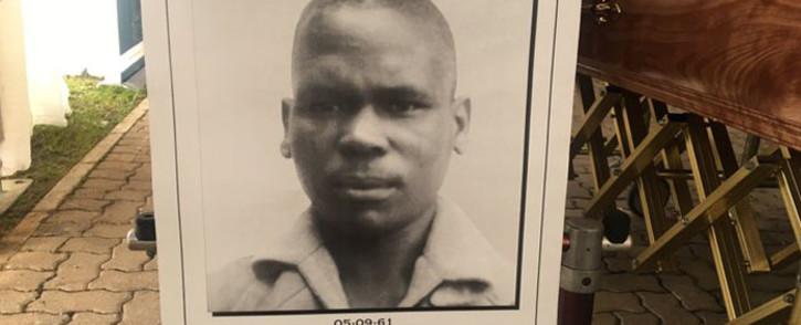 Cator Manor 9: Thembinkosi Mthembu was the youngest person that was hanged at the age 24. Others were Fanozi Mgubungu, Msayineke Daniel Khuzwayo, Sililo Miya, Payiyana Dladla, Mahemu Goqo, Maqandeni Lushozi, Thompson Chamane and Mhlawungeni Joe Khuzwayo. Picture: Nkosikhona Duma/EWN
