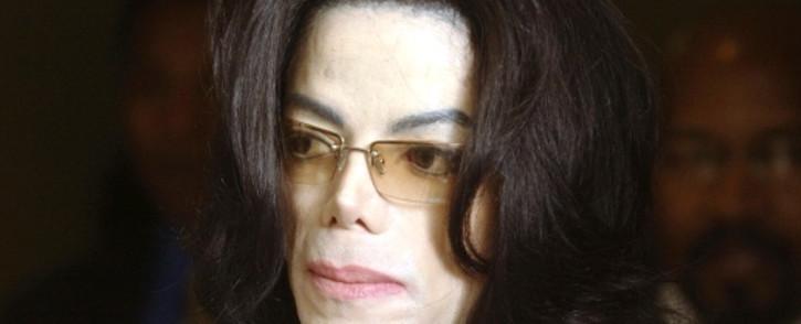 Michael Jackson. Picture: AFP.
